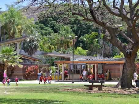 """ハワイでどこがオススメ?  家族連れにそう聞かれたら、答えるのは""""Honolulu Zoo"""""""