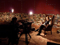 Filming the Reading Room