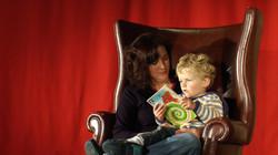Danielle Wood & son