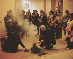 Aunty Patsy Smoking Ceremony 2016