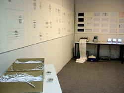Sorting and Surveillance Room