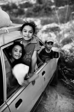 CHILDREN IN CARS #2