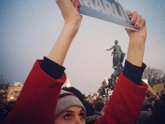 #JESUISCHARLIE - we're supportive!