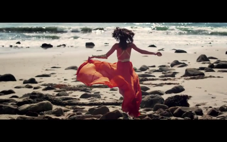 """""""DESERT FLOWER"""" - Dior spec ad"""