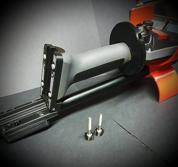 Equinox control box folding system