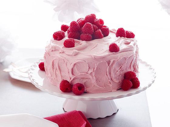 Raspberry Cake Mix