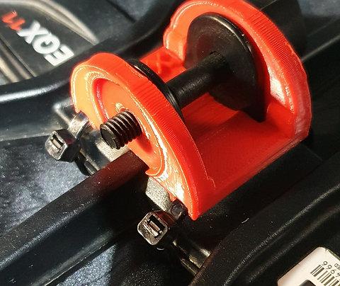 New Coil Stiffener plus repair part for Standard bolt