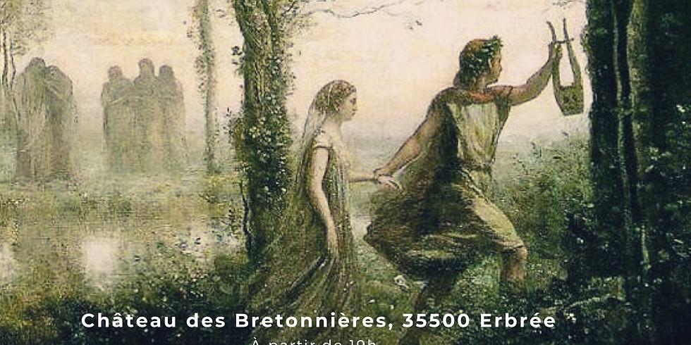 REPORT Orphée & Eurydice - Opéra en plein air