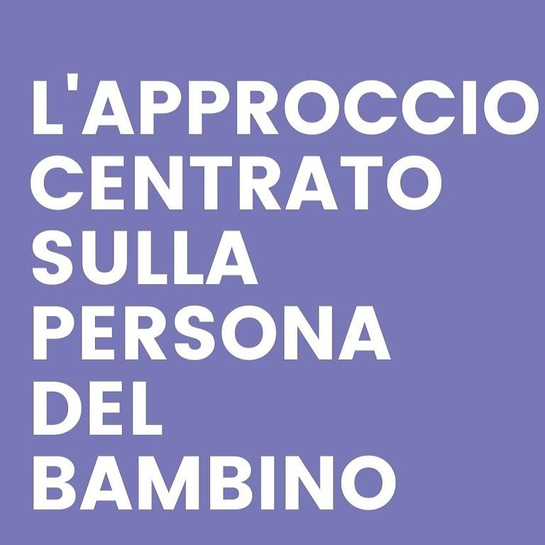 Corso  L' Approccio Centrato sulla Persona del Bambino (ACPB05)