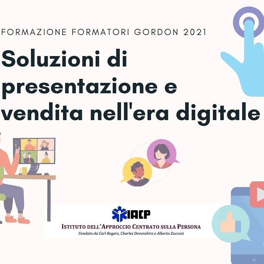 """Aggiornamento Formatori Gordon """"Soluzioni di presentazione e vendita nell'era digitale"""""""