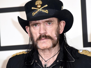 Upon Lemmy's Death (2015)