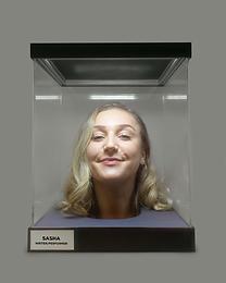 Sasha Bobak Headshot