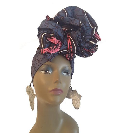 Urban Rose Head Wrap