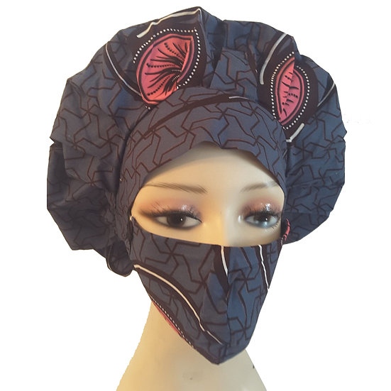 Urban Rose Bonnet Set