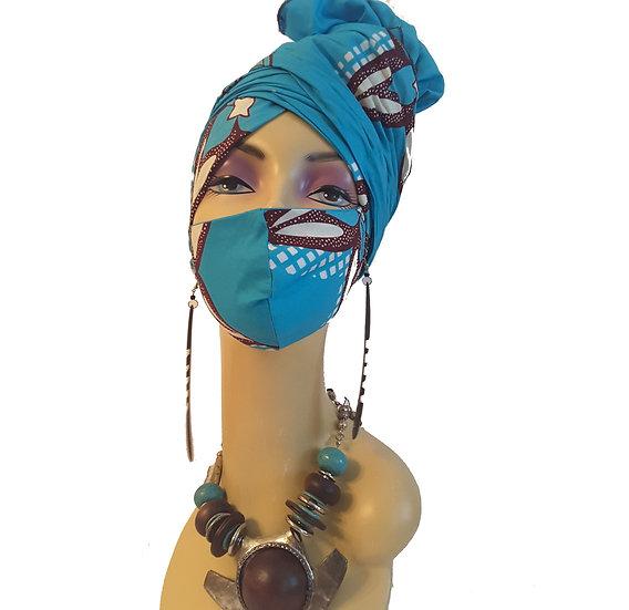 Oceana Head Wrap Set
