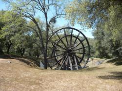 Kennedy Tailing Wheel, Jackson, Amador County