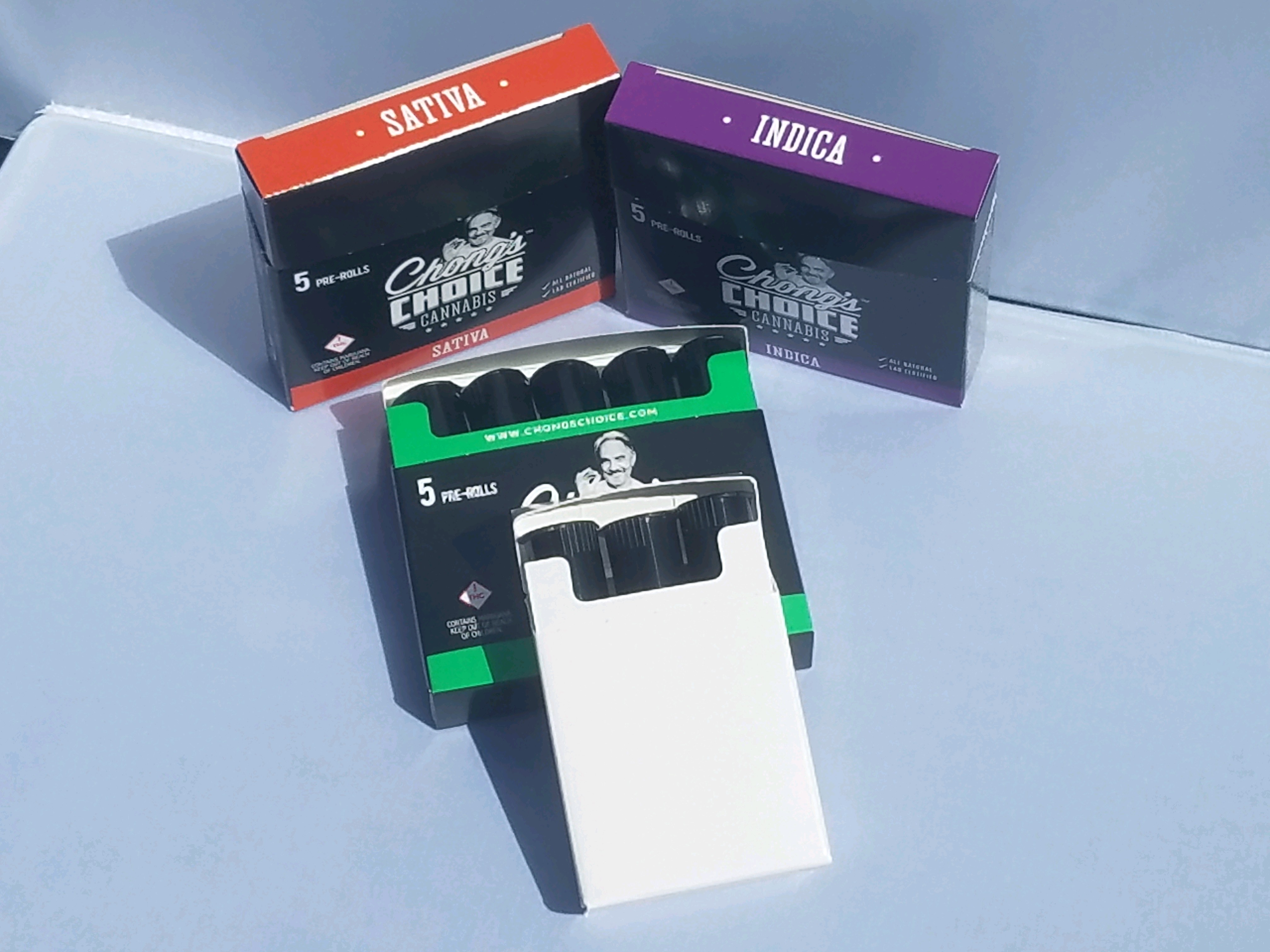Chong's Choice Joint Box