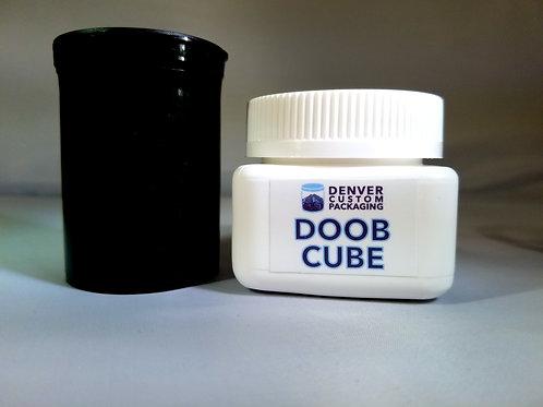 30 Dram Push & Turn Doob Cube - Child Resistant