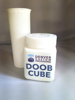 60 Dram Doob Cube