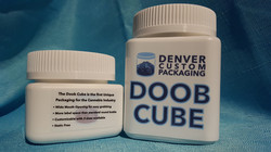 Doob Cube Marijuana Containers