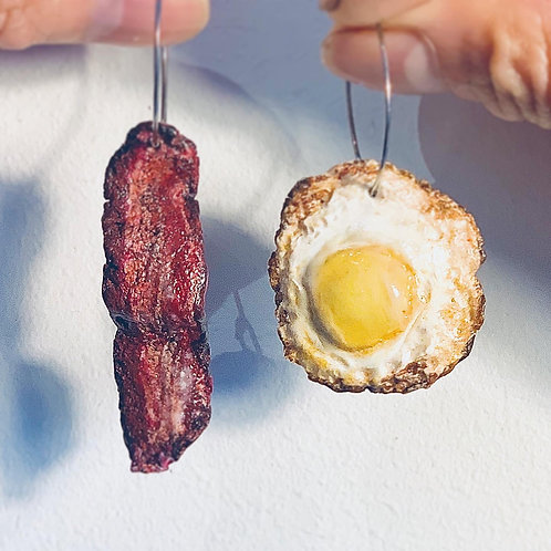 Bacon& Egg hoops