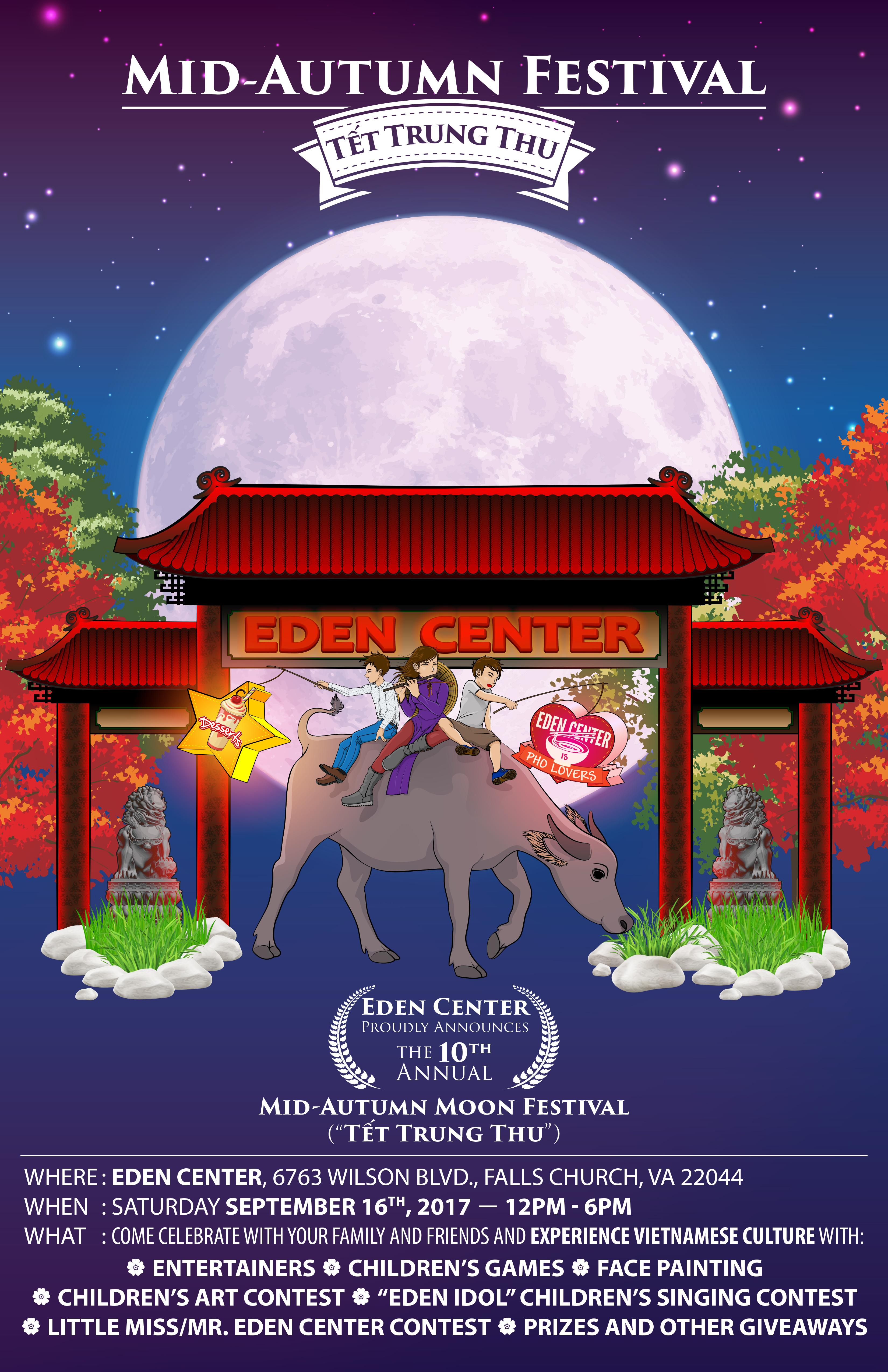 Moon Festival 2017