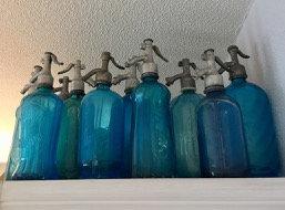 Alte Syphonflaschen