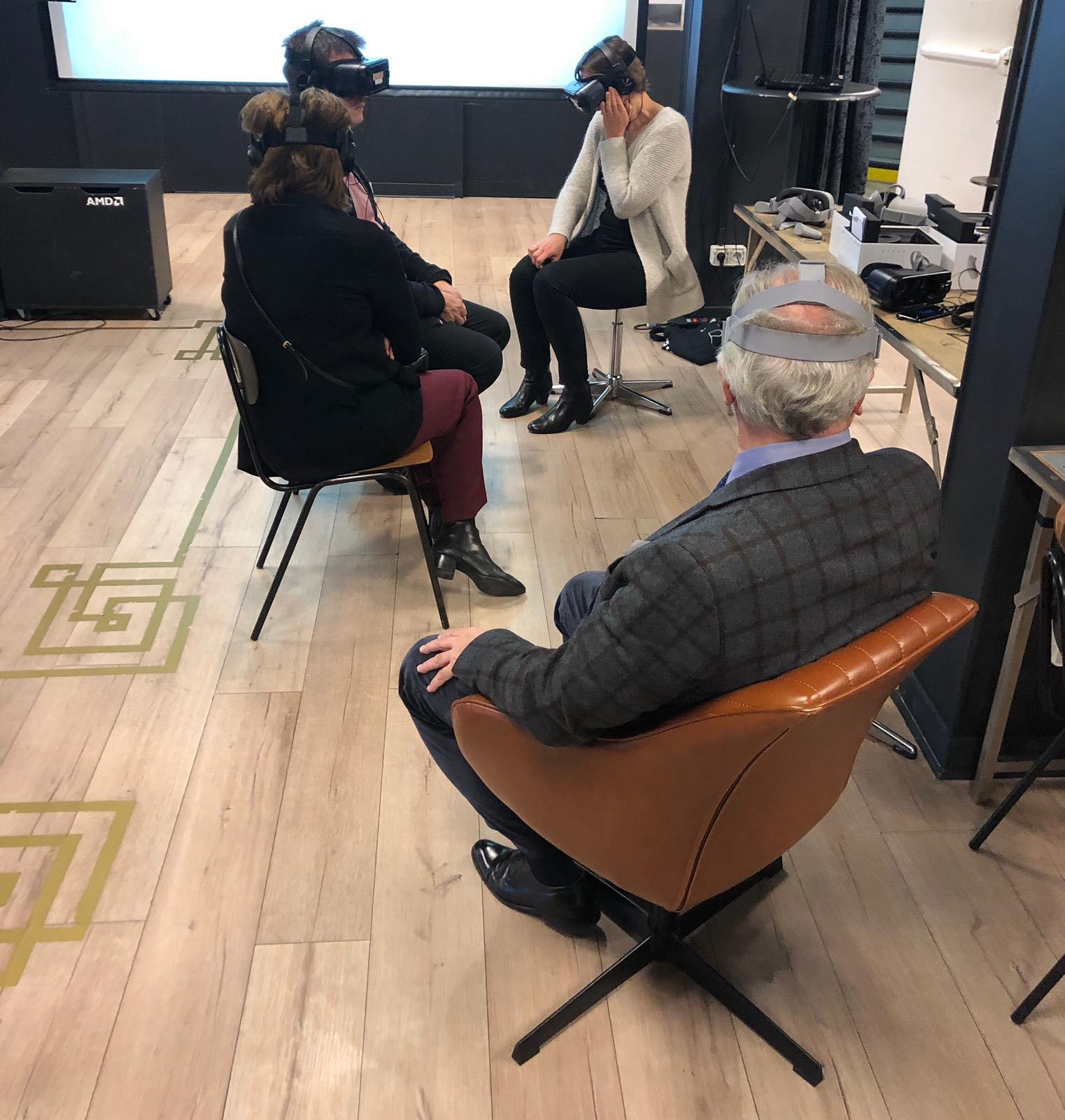 Découverte VR et mutuelle