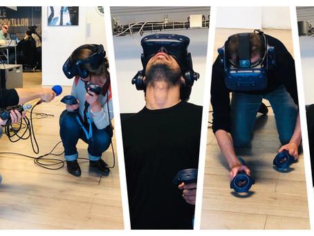 """Podcast Edtech """"La VR au service de l'apprentissage"""""""