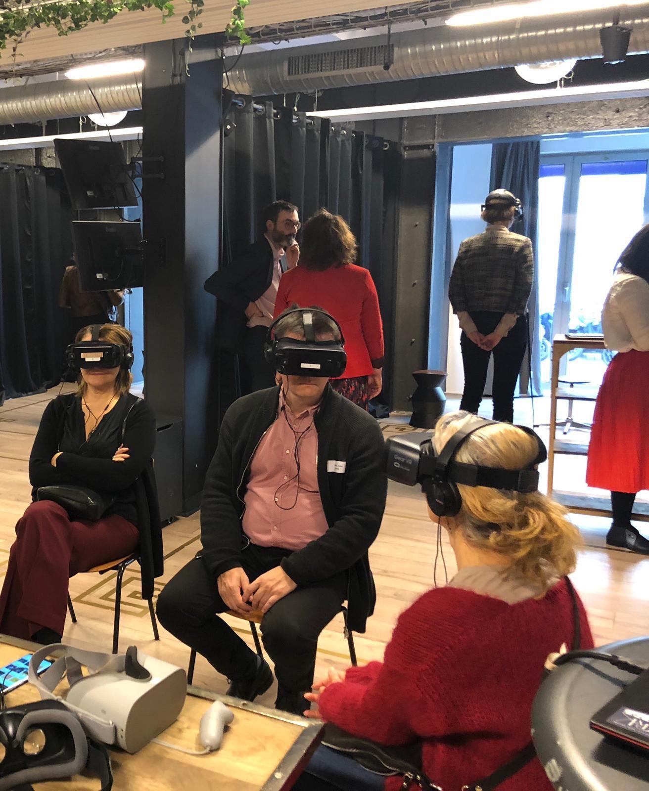 Atelier Réalité Virtuelle & RH