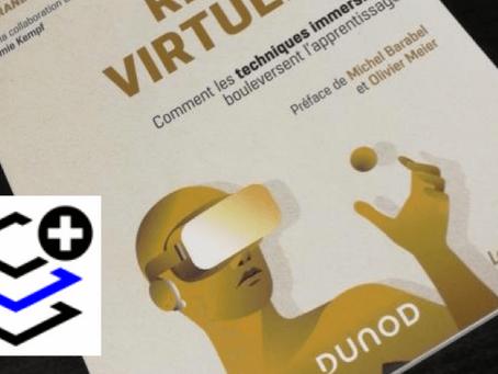 [Interview MaubonInfo] - Former avec la réalité virtuelle, de Emilie Gobin Mignot et Bertrand Wolff