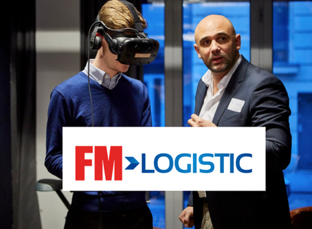 [Interview FM Logistic] - How can Virtual Reality improve the in-store experience? (en anglais)
