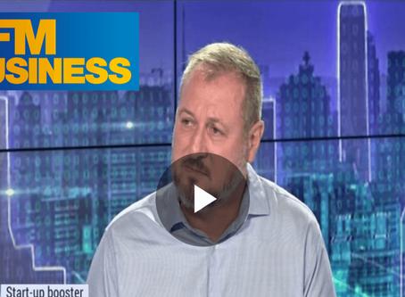 [Interview vidéo BFM Business]  - Bertrand Wolff parle du livre 'Former avec la réalité virtuelle'