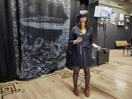 La réalité virtuelle à la conquête de la formation - créer des environnements immersifs (Partie 1)