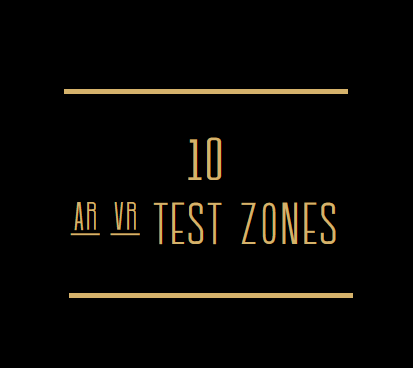 Le Pavillon - Test Zones