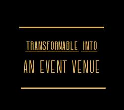 Le Pavillon : Event Space
