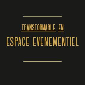 Le Pavillon - espace évènementiel