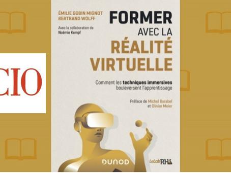 [Article CIO-online] - Réinventer l'apprentissage avec la réalité virtuelle