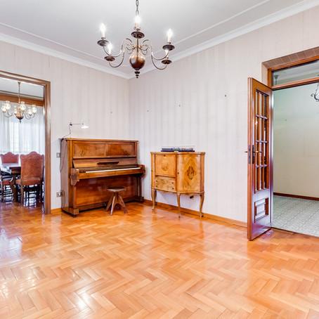 Panoramico appartamento di ampia metratura con terrazzo a Talenti
