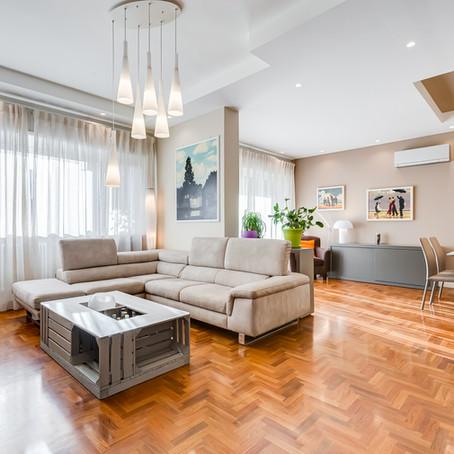 Raffinato appartamento nel punto più esclusivo del Nuovo Salario