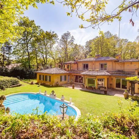 Come si vende una villa all'Olgiata (e qualunque casa) in poche settimane
