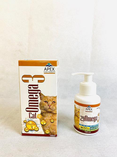 Apex Kediler için Omega 3 Vitamini