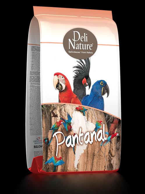 Deli Nature Pantanal - Komple Premium Papağan Yemi 2 KG