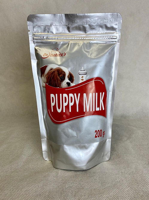 Yavru Köpekler için Süt Tozu