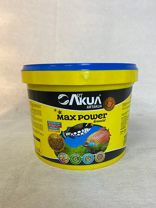 Art Akua Max Power Granül Balık Yemi 3 KG