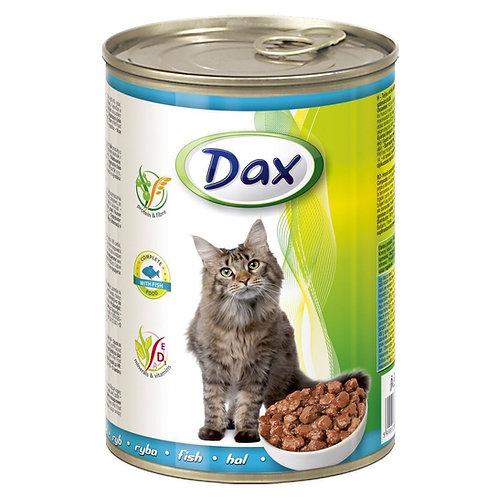 """Dax Kediler için """"BALIKLI"""" Konserve Mama !"""
