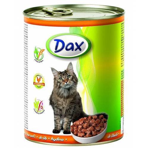 """Dax Kediler için """"CİĞERLİ"""" Konserve Mama !"""