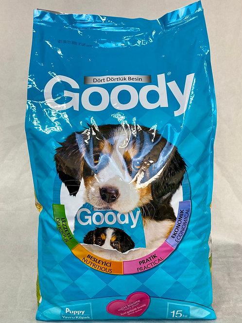 """Yavru Köpekler için Goody """"BİFTEKLİ"""" 15 KG Mama"""