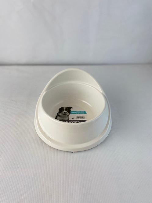 M-Pets Melamine Yuvarlak Mama / Su Kabı 1100 ml