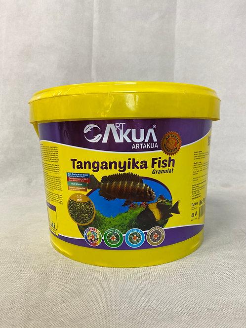 Art Akua Tanganyika Fish Granül Balık Yemi 3KG